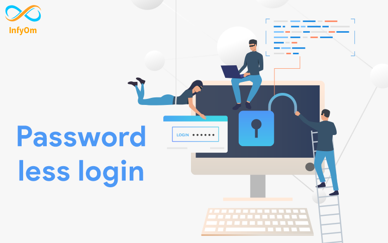 How to setup passowordless Login In laravel