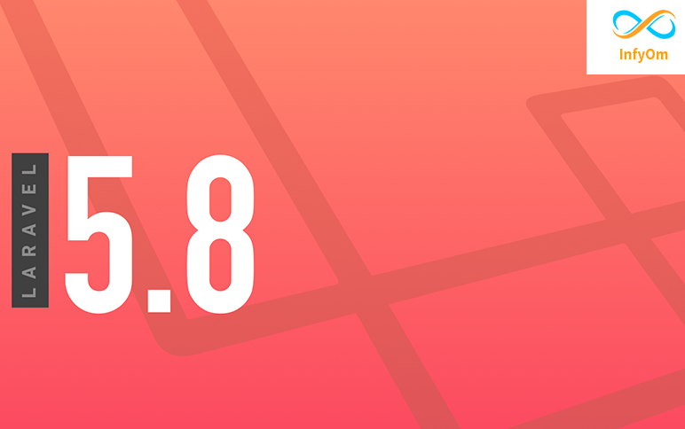 Introducing Laravel 5.8 support to InfyOm Laravel Generator
