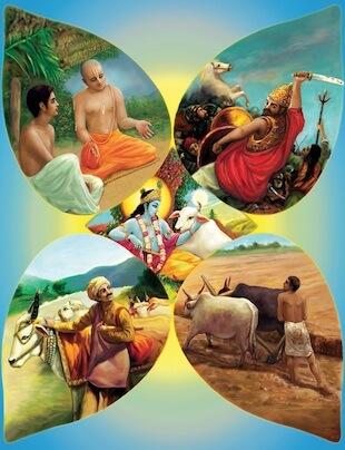 4 Varnas in Hinduism